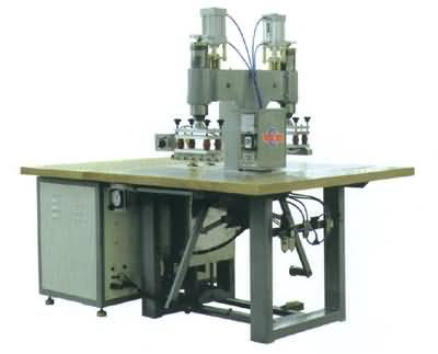 High Frequency Welding Machine-pneumatic Feet Trample Type