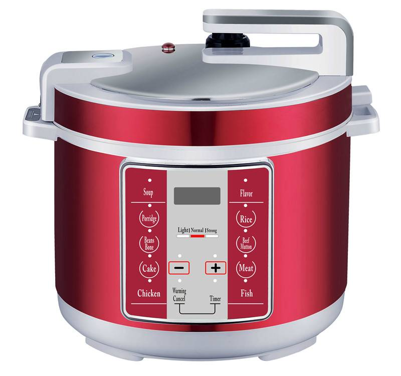 5/6L Digital Electric Pressure Cooker with High Quality Multi Function (ZH-A07)