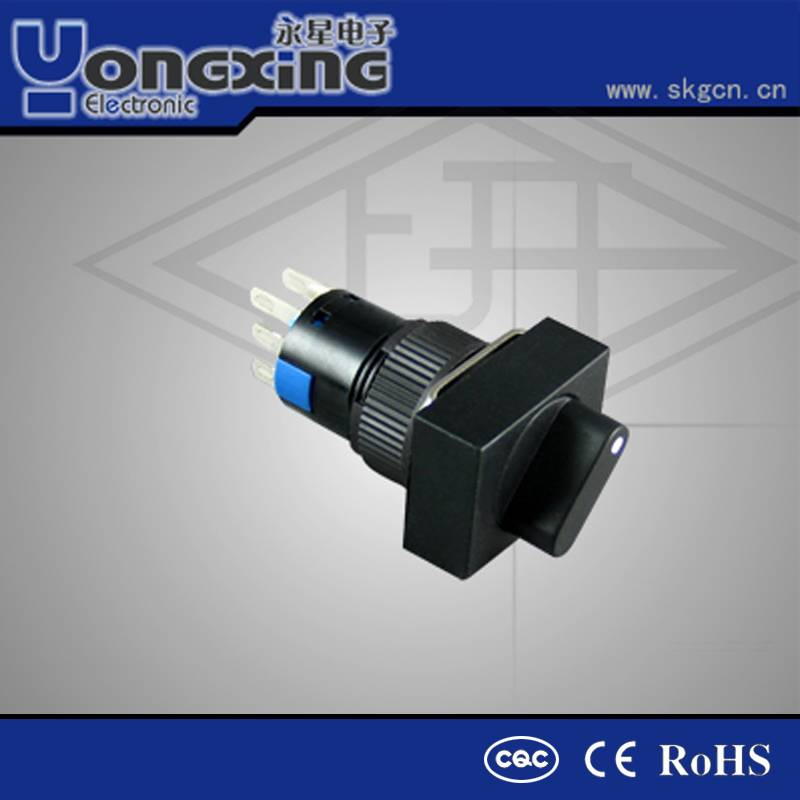 manufacturer grade 3 rotary selector switch