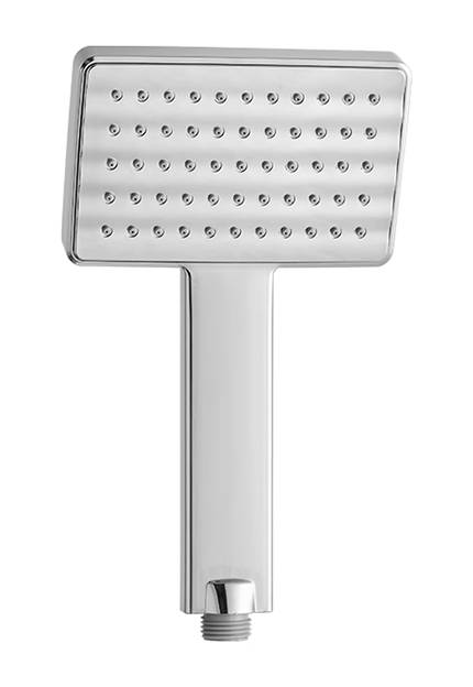 1-function ABS  sqaure hand shower