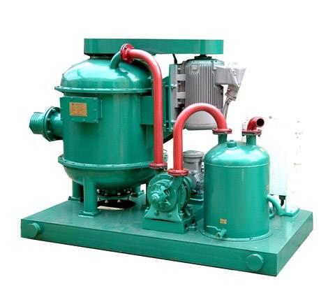drilling fluid vacuum degasser