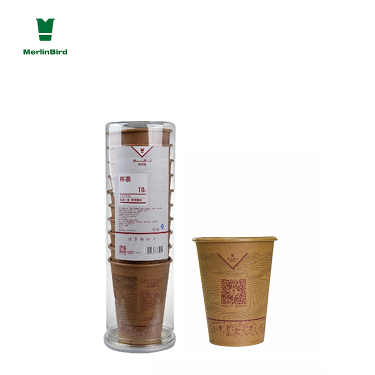 Office reception Rich flavour Herb tea Cup with infusion layer inside