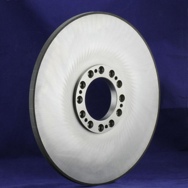 CBN Vitrified Bonded Grinding Wheels Flat shape Camshaft Grinding Wheel