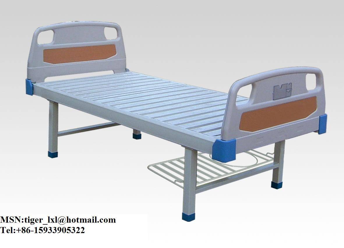 Flat patient bed A-56