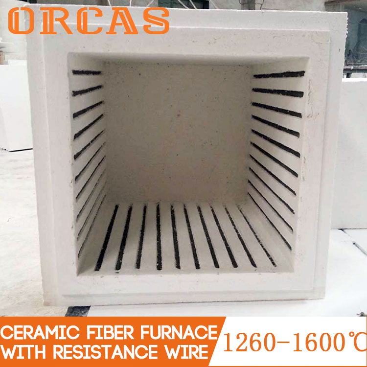 Customized Ceramic fiber heating furnace with resistance wire