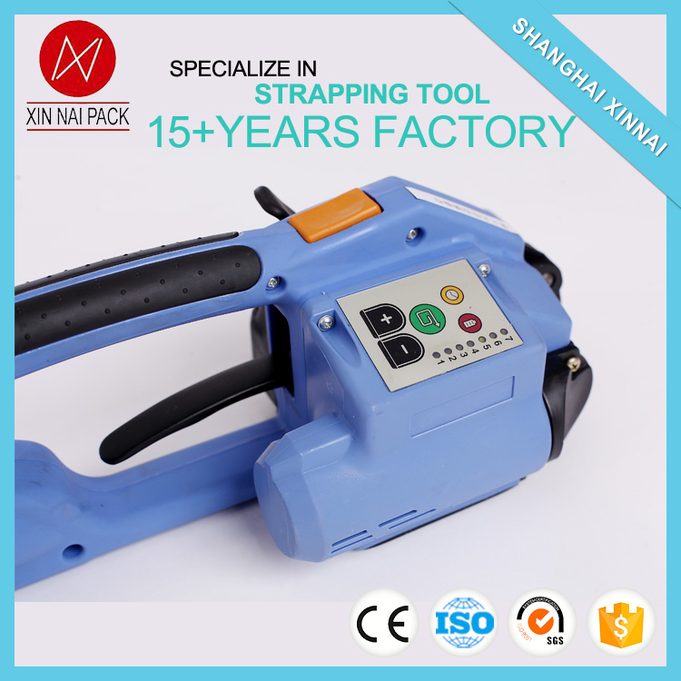 XN-200 PP PET battery rechargeable strapping machine