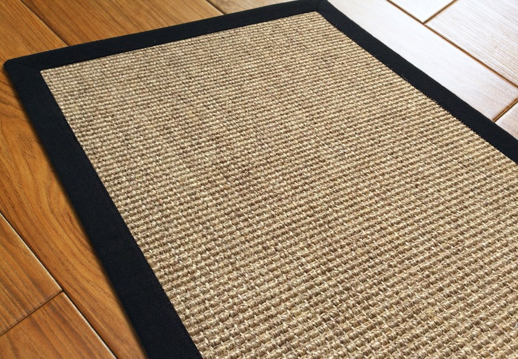 Hot sale Comfortable Nature woven sisal carpet,sisal rug, carpet tile