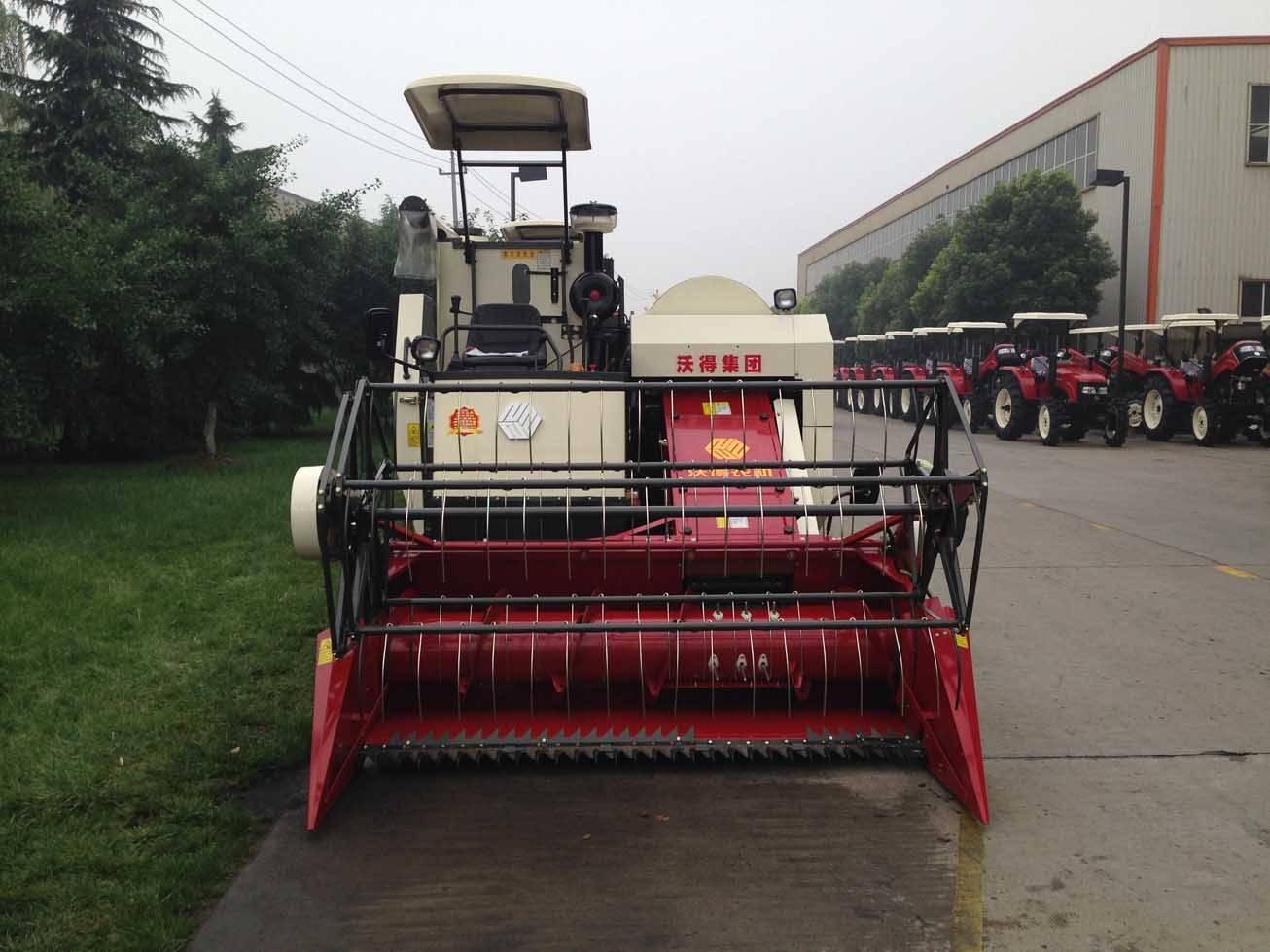 4LZ-4.0 Combine Harvester