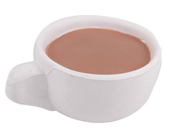 PD0014 Tea  Latte  Coffee Stress Balls