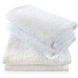 cotton hand towels, white hand towel, terry hand towel TW12001