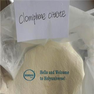 Clomiphenes Citrate/Clomivid/Anti-estrogen Clomiphenes/CAS911-45-5