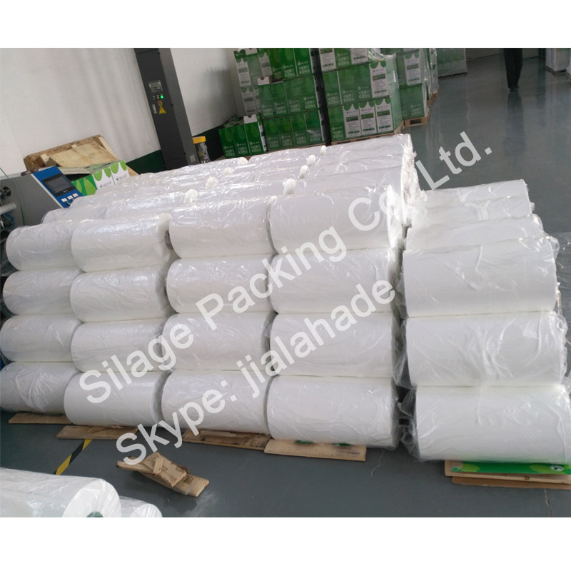 Professional Factory, Silage Film for EU, 100% LLDPE, 250/500/750mm, Individual Package silage film