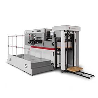 SKM Automatic Die Cutting Machine