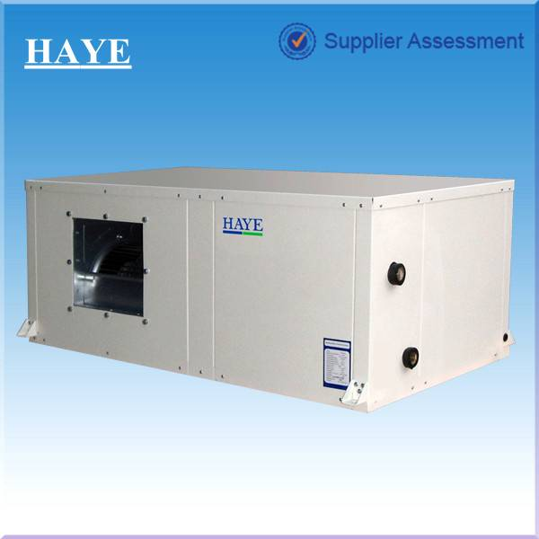 Packaged Water (Ground) Source Heat Pump
