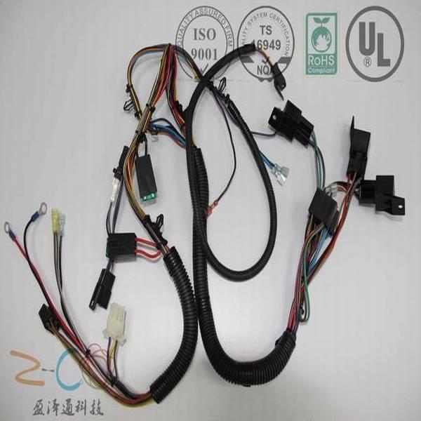customized customized automotive wire harness