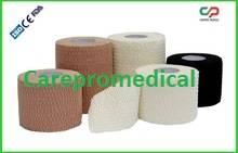 White cotton stretch bandage