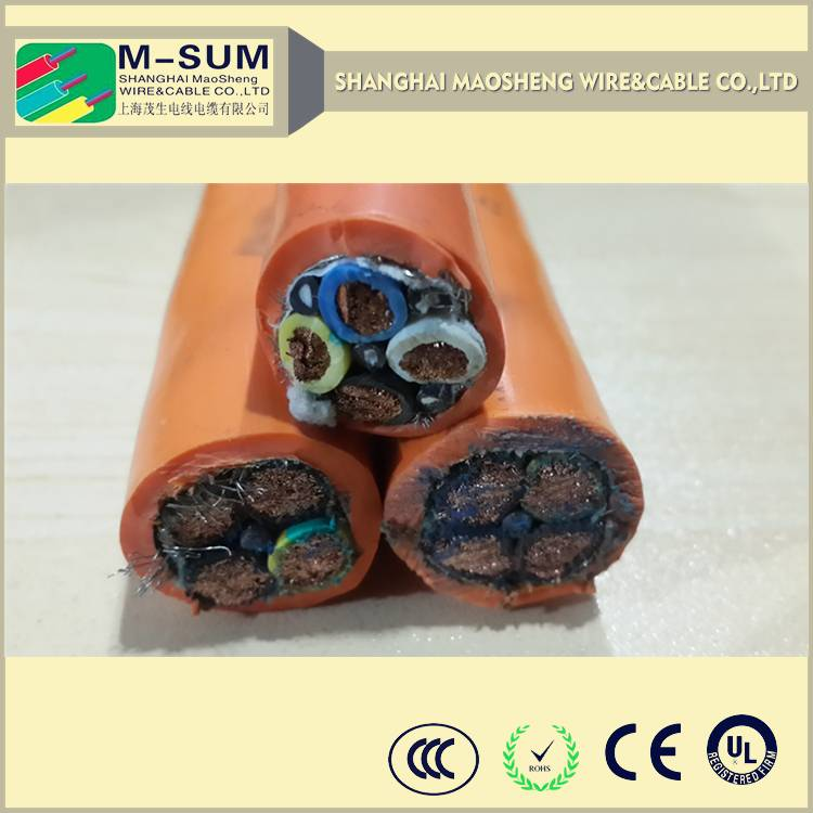 Double insulated cable 35mm welded cable,35mm rubber welding cable