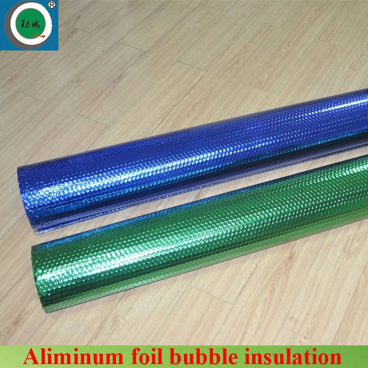 heat insulation aluminum foil bubble for construction