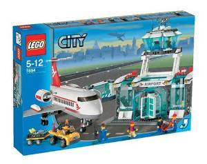 Original Lego City Airport 7894