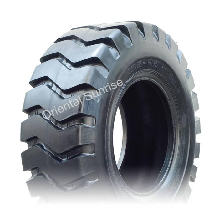 Earthmover tire 23.5-25