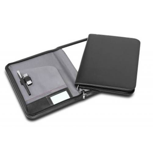 High Quality Leather File Folder with Pen Loop