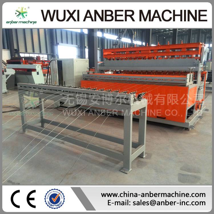 automatic Fence Mesh Welding Machine