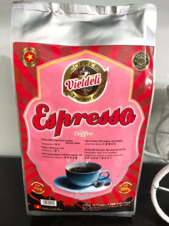 Sell ESPRESSO ROASTED COFFEE BEANS - Viet Deli Coffee Co., Ltd