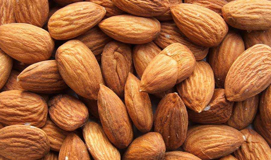 Sweet California Almond/ Raw Almond Nut