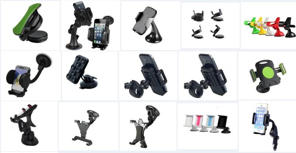 UNIVERSAL WINDSCREEN CAR MOBILE PHONE HOLDER CAR MOUNT FOR ALL CELL PHONE
