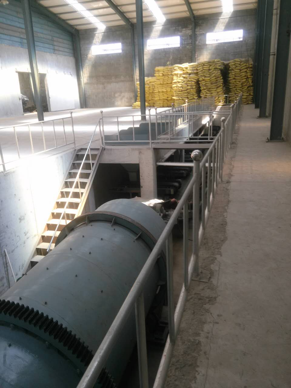 fertilizer npk 15 15 15 mixing equipment