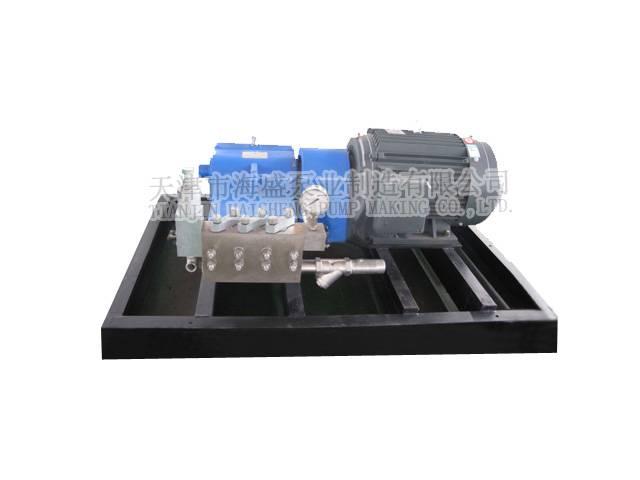 high pressure clearing pump