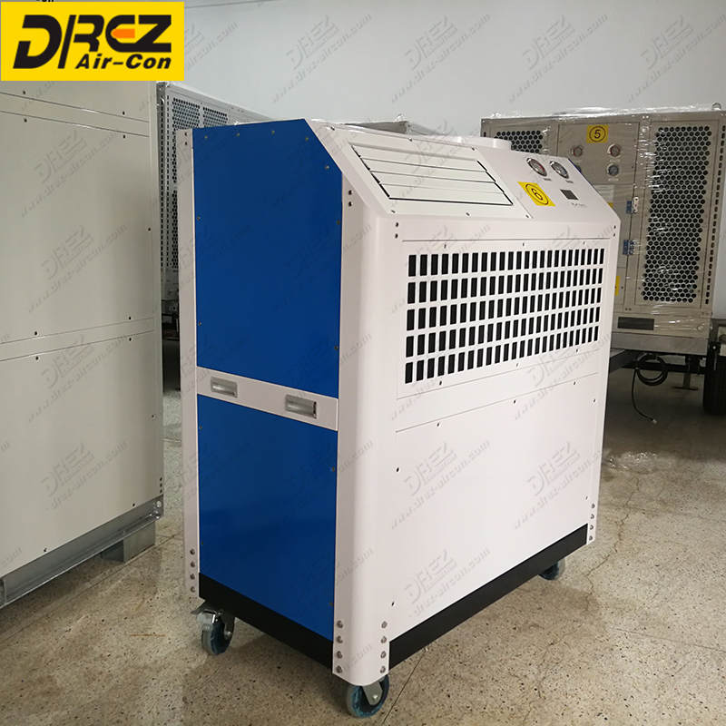Drez 6ton ac outdoor unit standing portable air conditioner for industrial warehouse/room