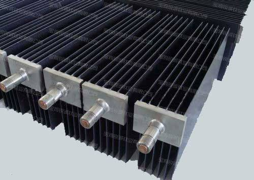 Titanium electrode for chlorine dioxide generator