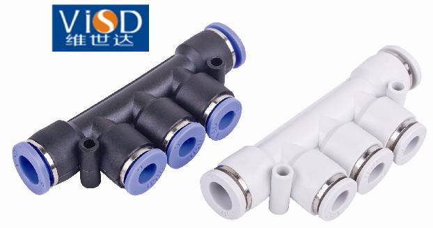 pneumatic one touch fitting / air quick connector fitting / air hose fitting