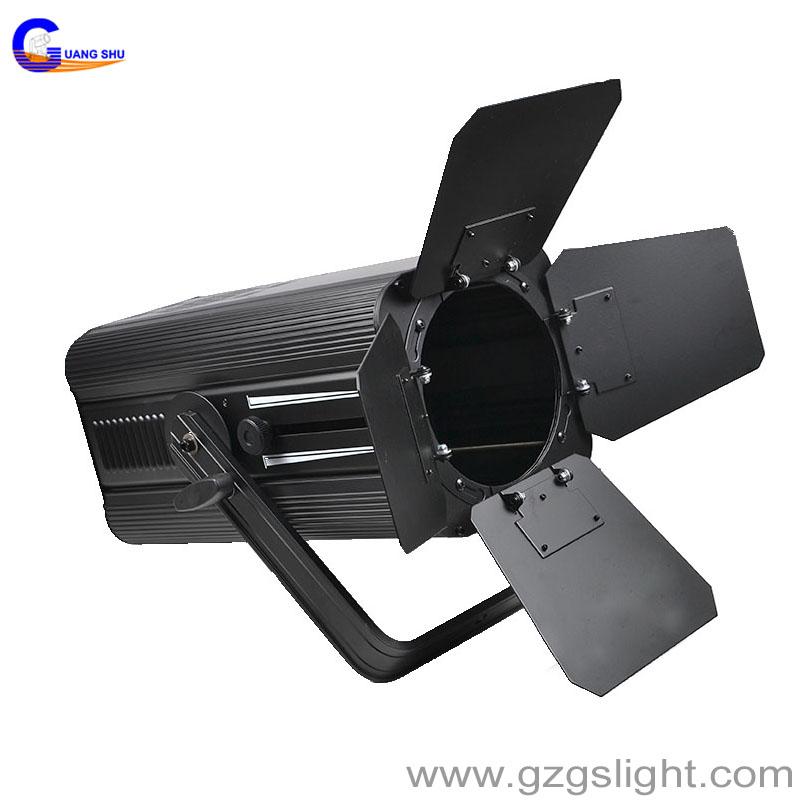 3200K Professional 200W Zoom&Warm White LED Film Studio Softlight