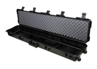 Tricases waterproof safety weapon Case M7500 without Foam for Gun or long equipment by Tricases