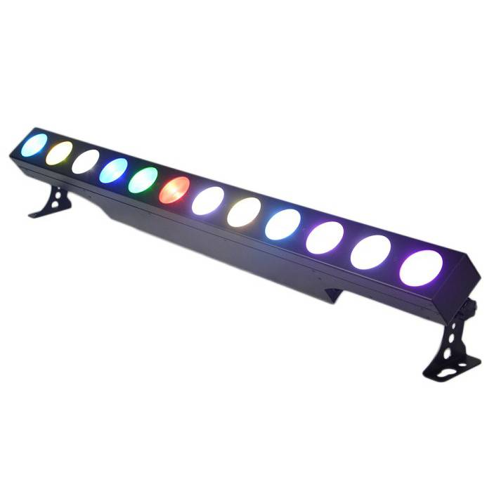 12 PCS RGBW LED Pixels Bar