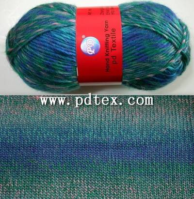 Hand knitting yarn , Yarn