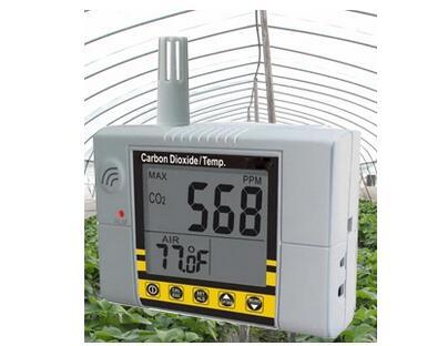 QT-CO2 Carbon Dioxide/temperature/humidity Meter