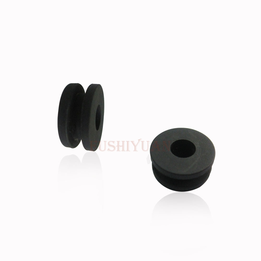 OEM supplied round sealing wire EPDM rubber expansion grommet