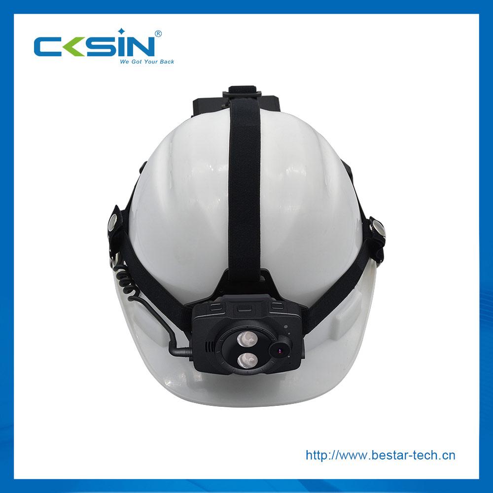 HD 1080P 4G WiFi industrial safety helmet camera IP66 waterproof motorcycle helmet T8