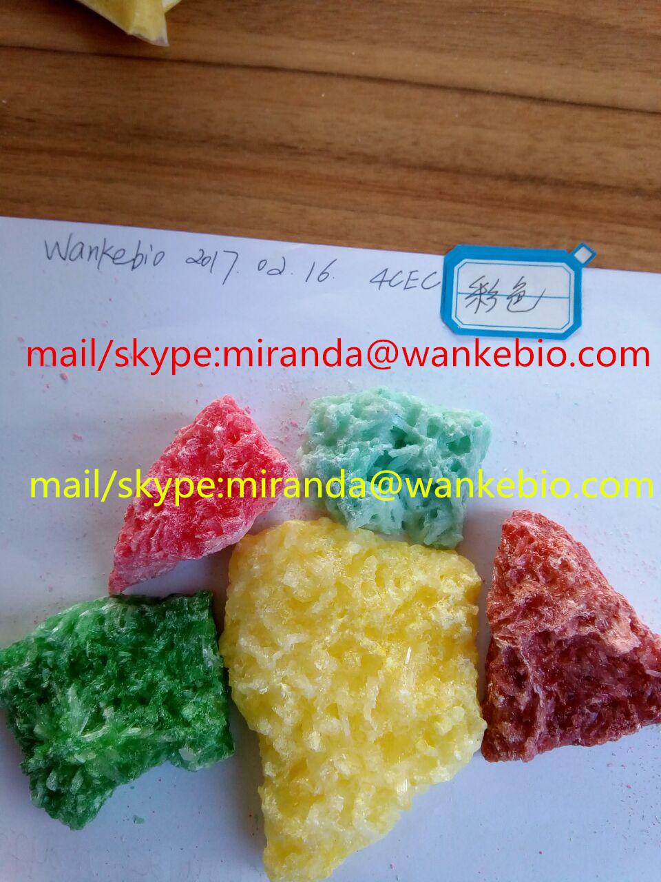 a 4-cec 22198-75-0 C11H14ClNO mail/skype:miranda(@)wankebio.com