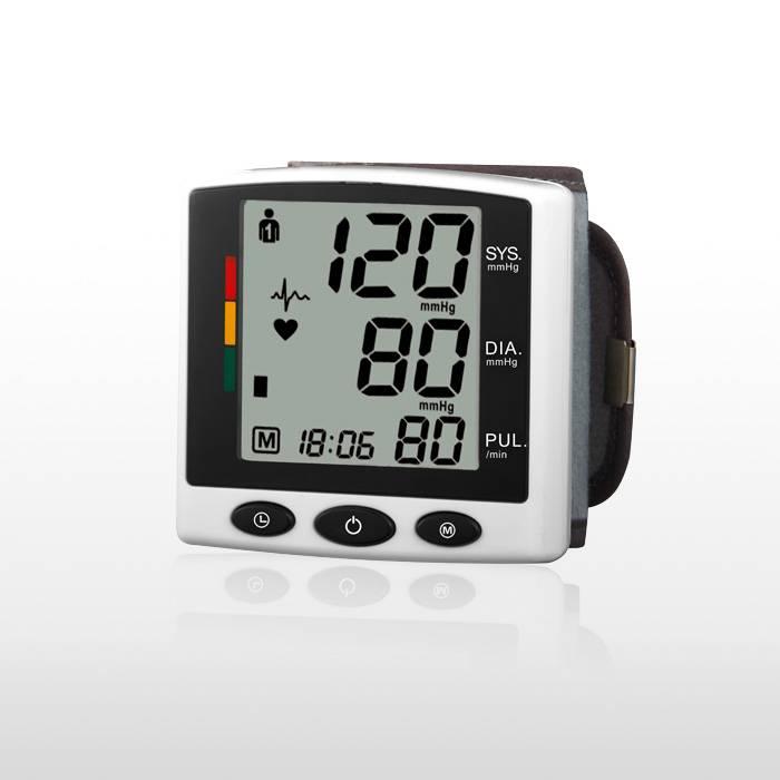 A-BP166 automatical wrist blood pressure monitor