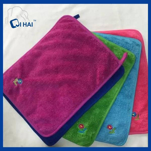 Coral Fleece Kitchen Wash Duster Clothes (QHD99809)