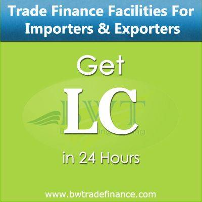 Avail LC (MT-700) for Importers & Exporters