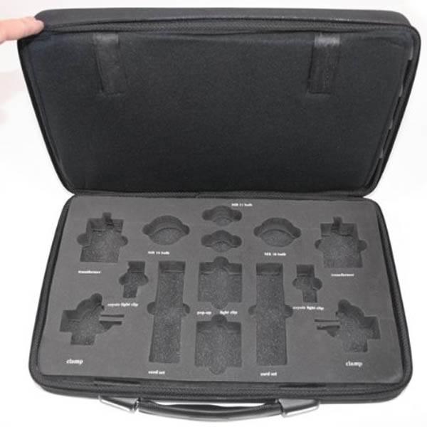 Custom eva hard earphone moulded case