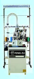 FZ- 0612 double cylinder computerized sock knitting machine