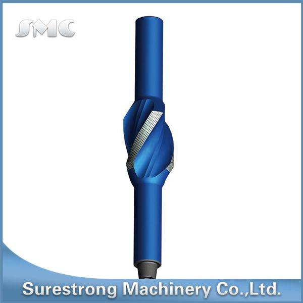China Supplier of Integral Spiral Blade Stabilizer