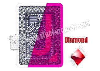 Gambling Italian Modiano Platinum Poker Acetate Jumbo Plastic Marked Playing Cards