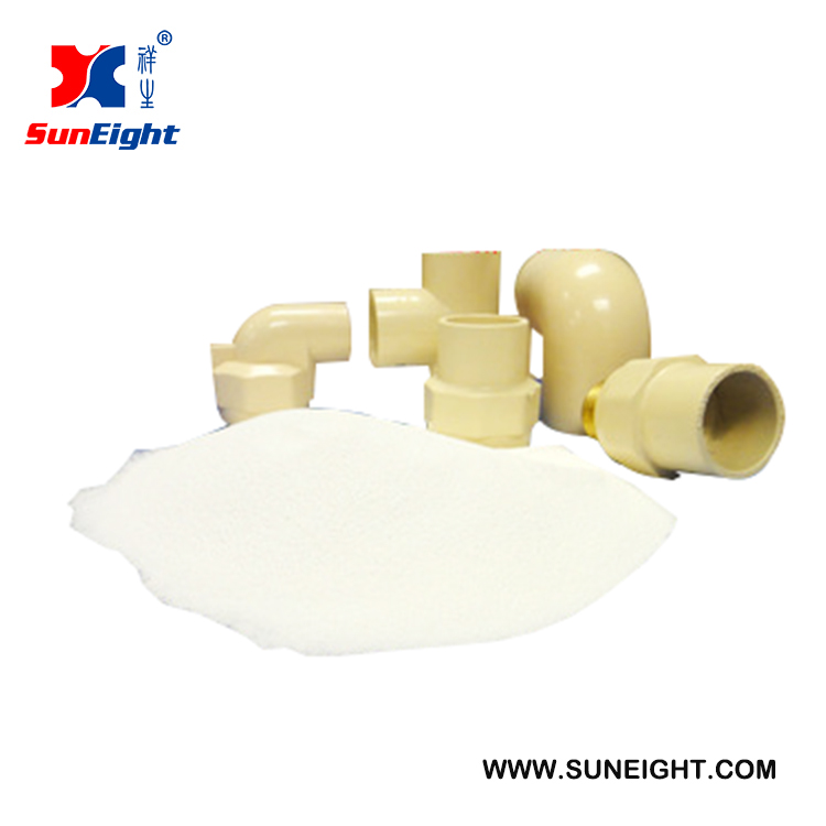 Hot Selling XSZ-500 Chlorinated Polyvinyl Chloride Resin for Pipe